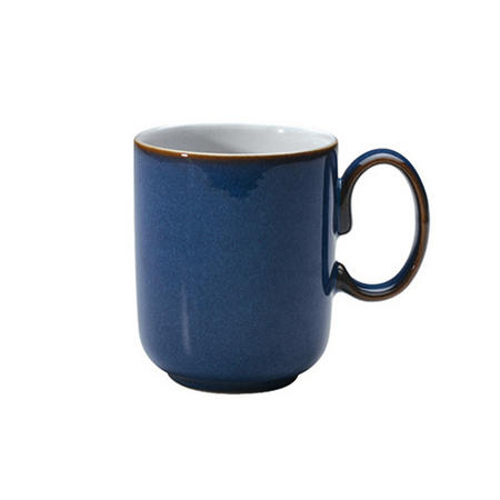 Imperial Blue Straight Mug 0.3litre Blue