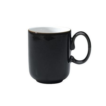 Jet Straight Mug 0.3litre Black