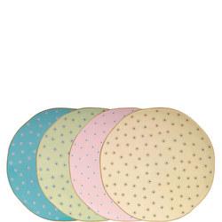 Polka Dot Tea Plate 15cm