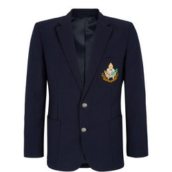 Crested Blazer Blue