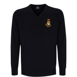 Senior School Jumper Black 5th - 6th Yr