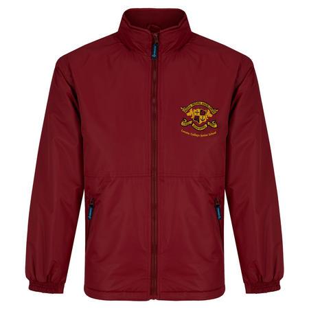 School Jacket Red