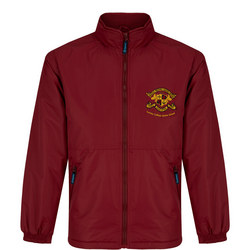 School Jacket Red