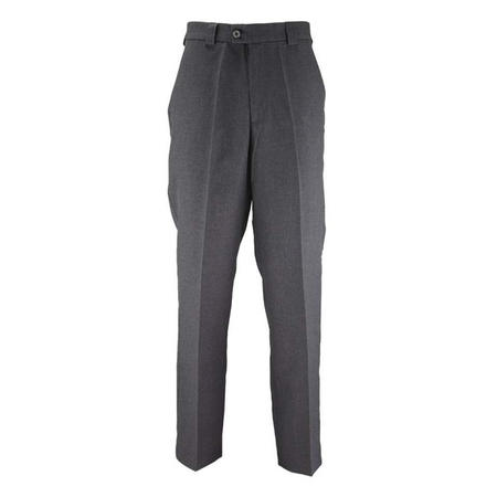 Virginian Grey Senior Boys School Trousers