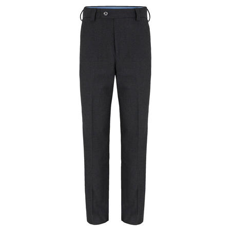High Rise Trousers Grey