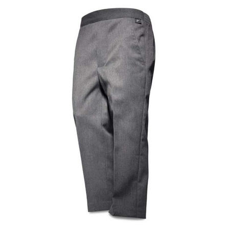 Boys Mock Fly 400NF Trousers Grey