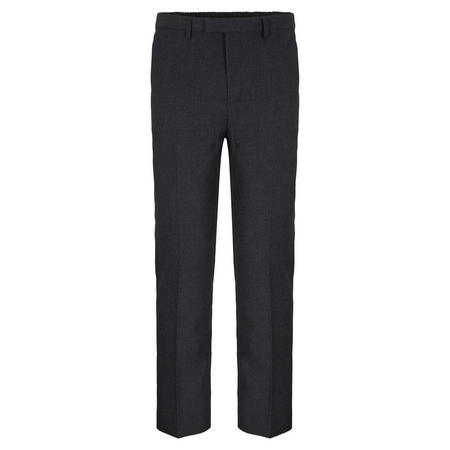 Virginian Boys Sturdy Fit 600 Trousers Grey