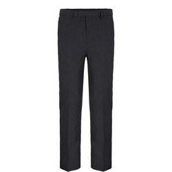 Virginian Boys Sturdy Fit 600 Trousers Grey