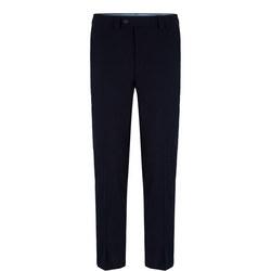 Virginian Boys School Trousers Blue
