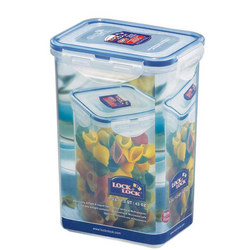 Lock& Lock Storage Container Rectangular 1.3 Litre