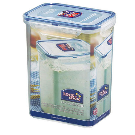 Lock & Lock Storage Container Rectangular 1.8 Litre