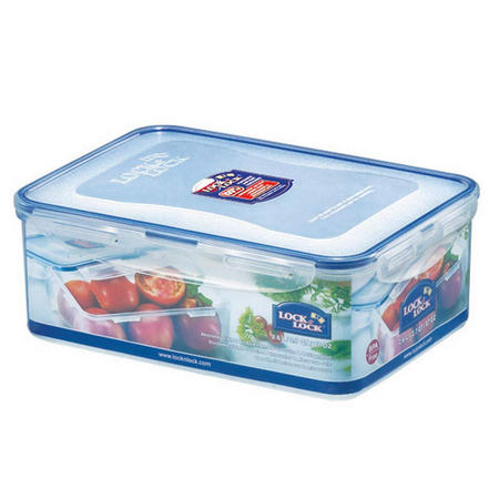 Lock & Lock Storage Container Rectangular 2.6 Litre