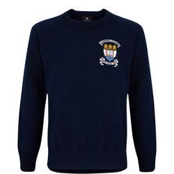 School Jumper Navy