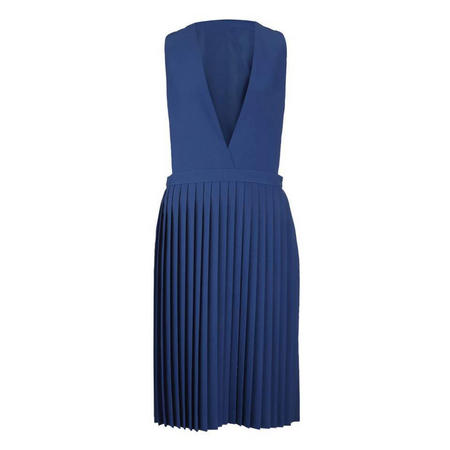 Arnotts Junior Blue Pleated Pinafore Junior School