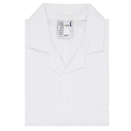 Turner Lab Coat White
