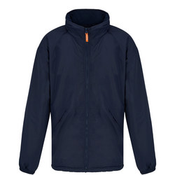 Zip-Through Jacket Blue