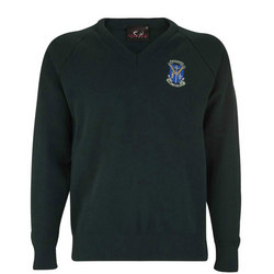 Green School Jumper Prefect