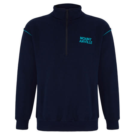 School Uniform Sweat Top Navy