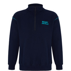 School Uniform Sweat Top Navy