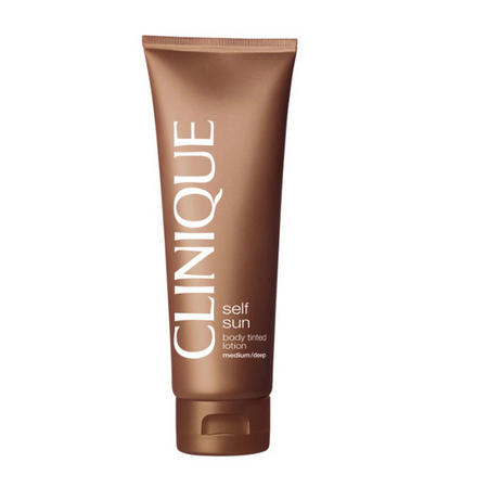 Body Tinted Lotion Medium-Dark