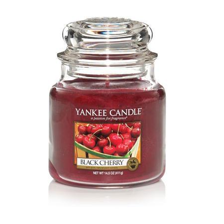 Black Cherry Medium Jar