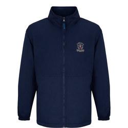 Senior Fleece Lined Jacket With Hood