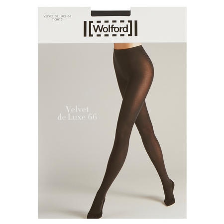 Velvet De Luxe 66 Tights Dark Grey