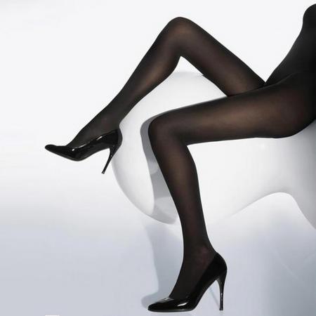 Velvet De Luxe 66 Tights Black