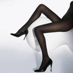 Velvet De Luxe 66 Tights Black