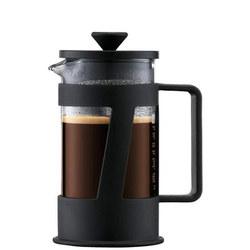 Crema Cafetiere 3 Cup Black