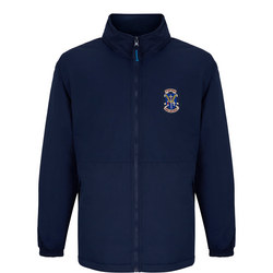 Jacket Crested Navy