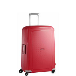 S'Cure Spinner Case 75 cm Red
