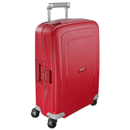 S'Cure Spinner Case 55 cm Red