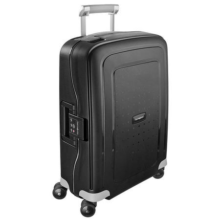 S'Cure Spinner Case 55 cm Black