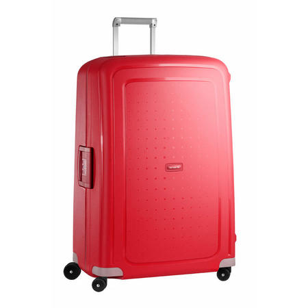S'Cure Spinner Case 81 cm Red