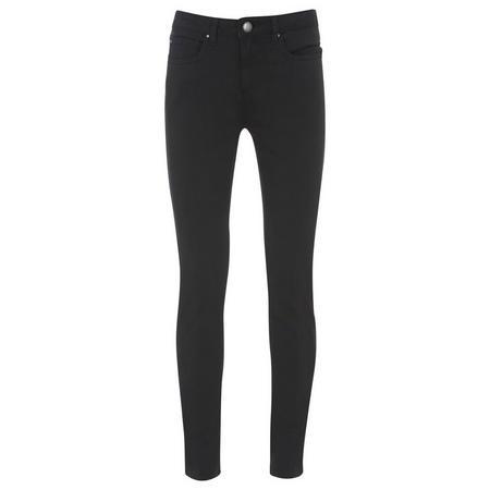 Seattle Black Luxe Skinny Jeans Black