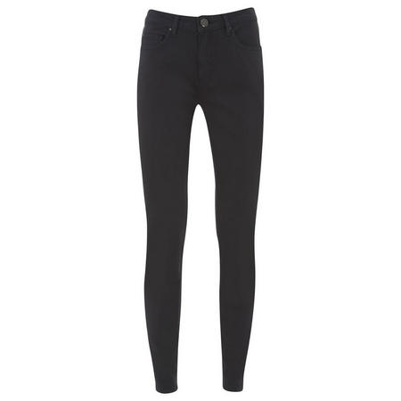 Seattle Graphite Luxe Skinny Jeans Grey