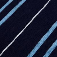 School Scarf Navy