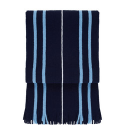 School Scarf Navy