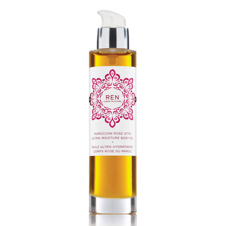 Moroccan Rose Otto Ultra-Moisture Body Oil