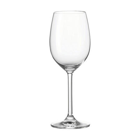 Daily Red Wine 6 Piece Clear