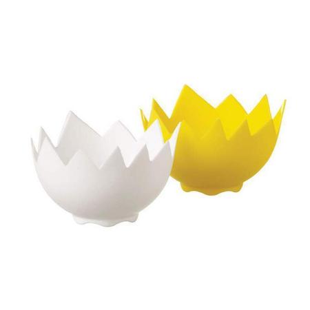 Silicone Egg Poachers Set Of 2