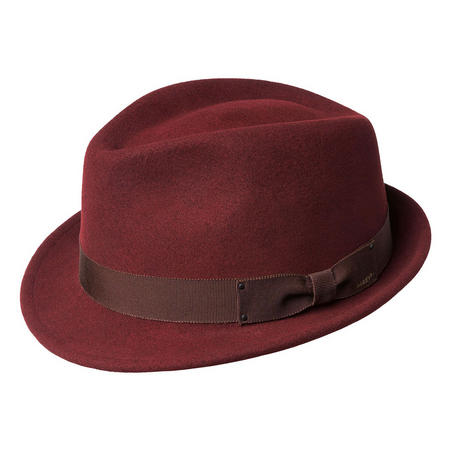 Wynn Fedora Hat Red