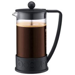 Brazil Cafetiere 8 Cup Black