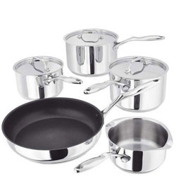 PP373 Saucepan Set Of 5