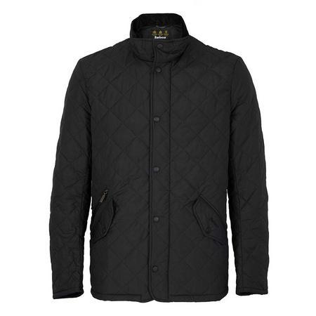 Chelsea Sportsquilt Jacket Black
