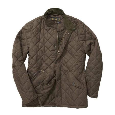 Chelsea Sportsquilt Jacket Olive Green