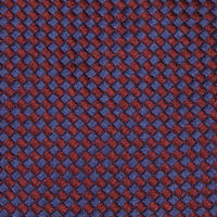 Micro Pattern Tie Red