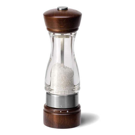 Keswick Salt Mill 18 Cm Dark Wood