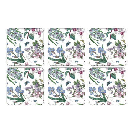 Coasters Botanic Garden Set of 6